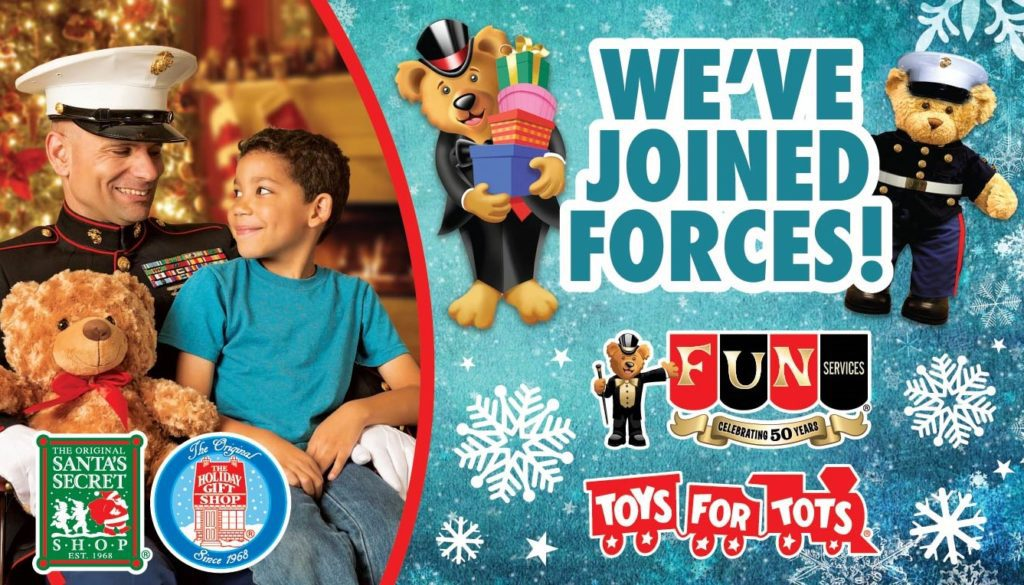 Toys for tots front